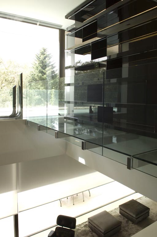 Vidrio design madrid todo en vidrio de dise o - Barandillas de diseno ...