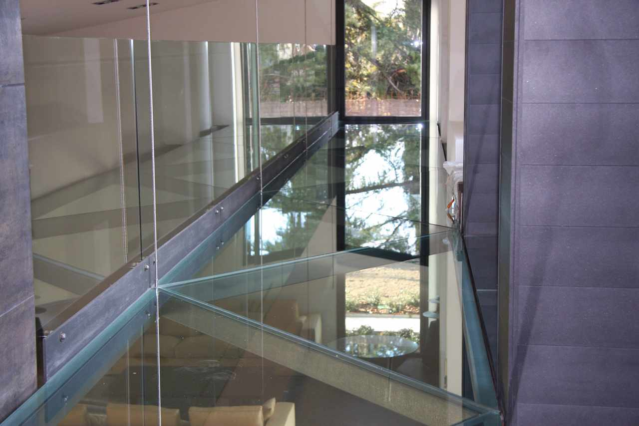Vidrio design madrid todo en vidrio de dise o - Suelos de cristal ...