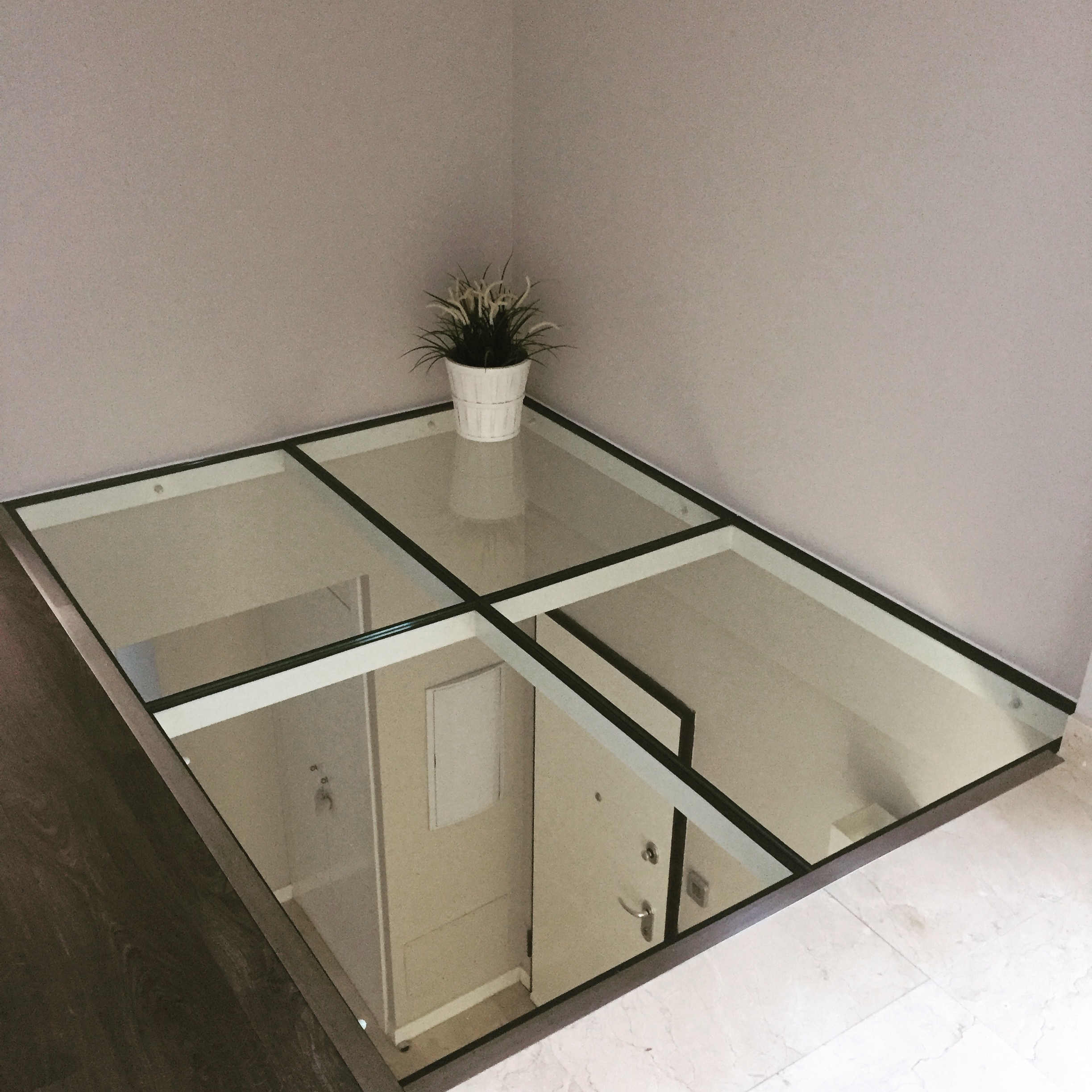 Vidrio design madrid todo en vidrio de dise o - Suelos de vidrio ...